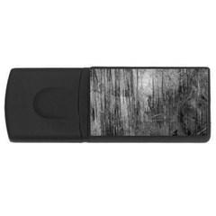 Grunge Metal Night Usb Flash Drive Rectangular (4 Gb)  by trendistuff
