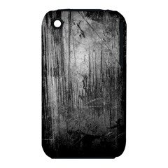 Grunge Metal Night Apple Iphone 3g/3gs Hardshell Case (pc+silicone) by trendistuff