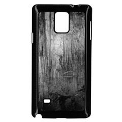Grunge Metal Night Samsung Galaxy Note 4 Case (black) by trendistuff