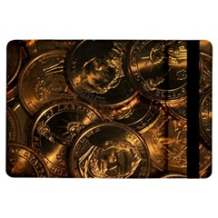 GOLD COINS 2 iPad Air Flip by trendistuff