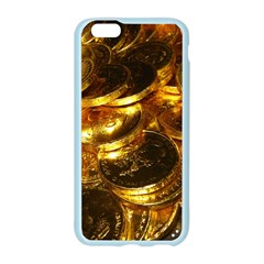 GOLD COINS 1 Apple Seamless iPhone 6/6S Case (Color) by trendistuff
