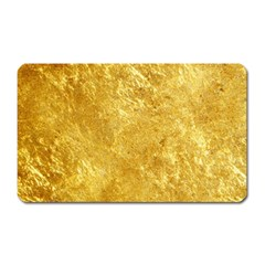 Gold Magnet (rectangular) by trendistuff