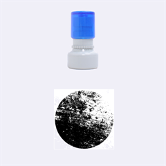 Corrosion 2 Rubber Round Stamps (small)