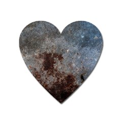 Corrosion 1 Heart Magnet by trendistuff