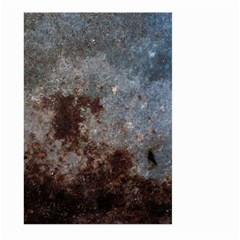 CORROSION 1 Large Garden Flag (Two Sides) by trendistuff