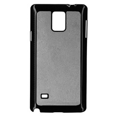 GREY SUEDE Samsung Galaxy Note 4 Case (Black) by trendistuff