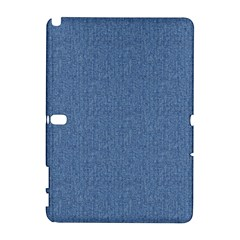 Denim Samsung Galaxy Note 10 1 (p600) Hardshell Case by trendistuff