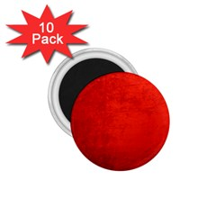 Crushed Red Velvet 1 75  Magnets (10 Pack)  by trendistuff