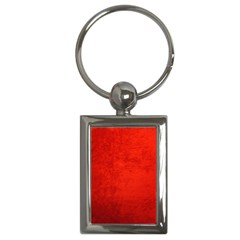 Crushed Red Velvet Key Chains (rectangle)  by trendistuff