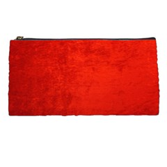 Crushed Red Velvet Pencil Cases by trendistuff