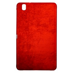 Crushed Red Velvet Samsung Galaxy Tab Pro 8 4 Hardshell Case by trendistuff