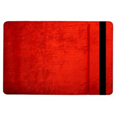 CRUSHED RED VELVET iPad Air Flip by trendistuff