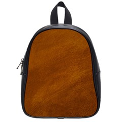 Brushed Suede Texture School Bags (small)  by trendistuff