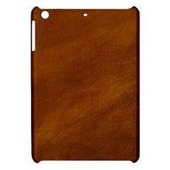 Brushed Suede Texture Apple Ipad Mini Hardshell Case by trendistuff