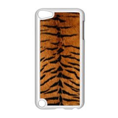 TIGER FUR Apple iPod Touch 5 Case (White) by trendistuff