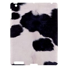 Spotted Cow Hide Apple Ipad 3/4 Hardshell Case by trendistuff