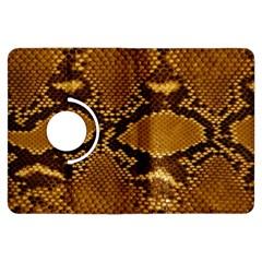 Snake Skin Kindle Fire Hdx Flip 360 Case by trendistuff