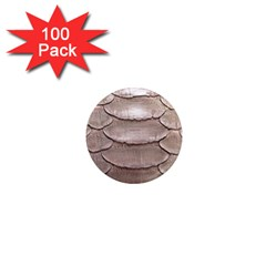 SCALY LEATHER 1  Mini Magnets (100 pack)  by trendistuff