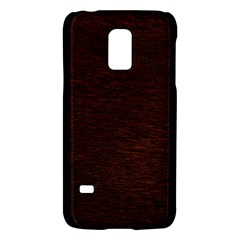 REDDISH BROWN FUR Galaxy S5 Mini