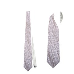 Rabbit Fur Neckties (two Side)