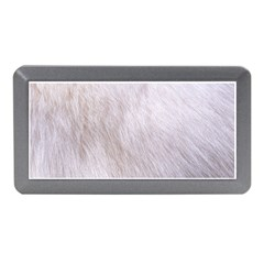 Rabbit Fur Memory Card Reader (mini) by trendistuff