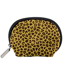 Leopard Fur Accessory Pouches (small)  by trendistuff