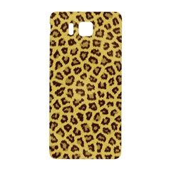 Leopard Fur Samsung Galaxy Alpha Hardshell Back Case by trendistuff
