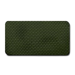 GREEN REPTILE SKIN Medium Bar Mats by trendistuff