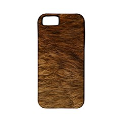 BEAR FUR Apple iPhone 5 Classic Hardshell Case (PC+Silicone) by trendistuff