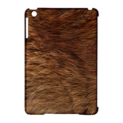BEAR FUR Apple iPad Mini Hardshell Case (Compatible with Smart Cover) by trendistuff
