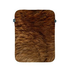 Bear Fur Apple Ipad 2/3/4 Protective Soft Cases by trendistuff