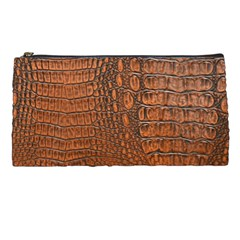 Alligator Skin Pencil Cases by trendistuff
