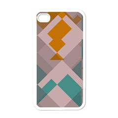 Pieces Apple Iphone 4 Case (white) by LalyLauraFLM