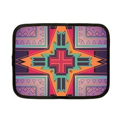 Tribal Star Netbook Case (small) by LalyLauraFLM