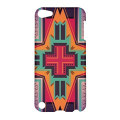 Tribal Star Apple Ipod Touch 5 Hardshell Case by LalyLauraFLM