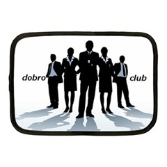 sales-team Netbook Sleeve (Medium) by dobroclubdeals