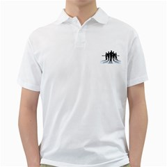 sales-team Men s Polo Shirt (White) by dobroclubdeals