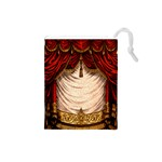 Shakespeare V3 - Drawstring Pouch (Small)