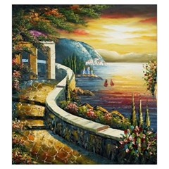 Concordia Alt Idea By Thomas Covert   Drawstring Pouch (large)   Vptmgg62a36h   Www Artscow Com Front