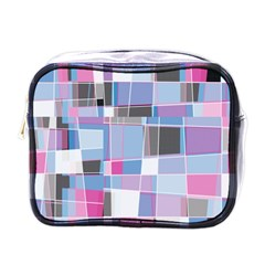 Patches Mini Toiletries Bag (one Side) by LalyLauraFLM