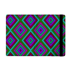 Diamond Pattern  Ipad Mini 2 Flip Cases by LovelyDesigns4U