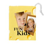 kids - Drawstring Pouch (XL)