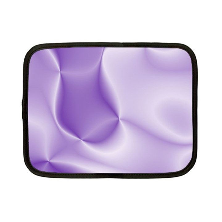 Colors In Motion, Lilac Netbook Case (Small)