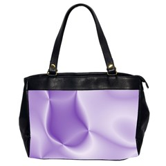 Colors In Motion, Lilac Office Handbags (2 Sides)  by MoreColorsinLife