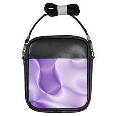 Colors In Motion, Lilac Girls Sling Bags by MoreColorsinLife