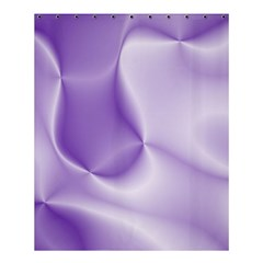 Colors In Motion, Lilac Shower Curtain 60  X 72  (medium)  by MoreColorsinLife
