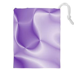 Colors In Motion, Lilac Drawstring Pouches (xxl) by MoreColorsinLife