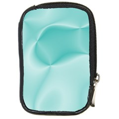 Colors In Motion,teal Compact Camera Cases by MoreColorsinLife