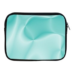 Colors In Motion,teal Apple Ipad 2/3/4 Zipper Cases by MoreColorsinLife
