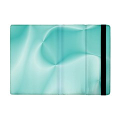Colors In Motion,teal iPad Mini 2 Flip Cases by MoreColorsinLife
